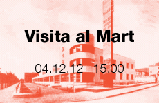 Visita al Mart