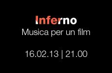 Inferno, musica per il film