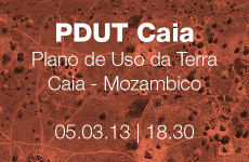 Caia: la pianificazione territoriale in Mozambico