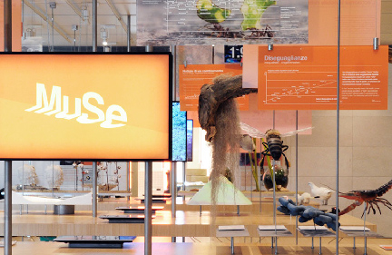 Galleria della Sostenibilità – Muse