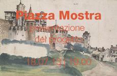 Presentazione della pubblicazione del Progetto #00 – Piazza Mostra