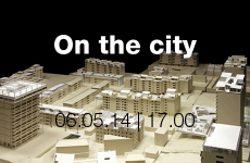 On the city – Strategie di ri-ciclo e riuso architettonico