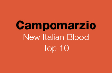 New Italian Blood 2014 – Top 10