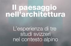 Il Paesaggio nell'architettura