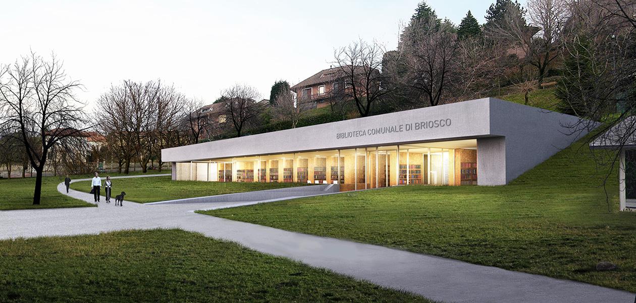 Biblioteca Di Briosco Campomarzio