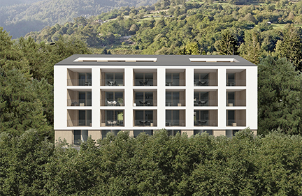Residential building Europa