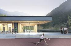 Sport Centre St. Martin – 1st Prize