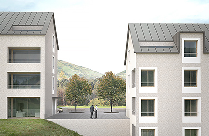 IPES social housing Vipiteno/Sterzing