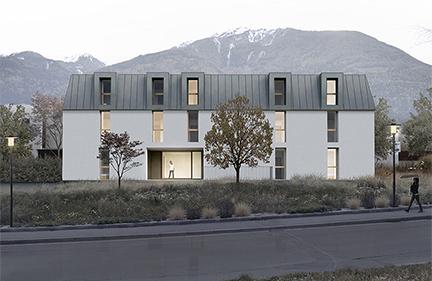 IPES social housing Latsch/Laces